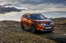 nissan x trail diesel refreshed 2018 nissan x trail arrives in the uk from 163