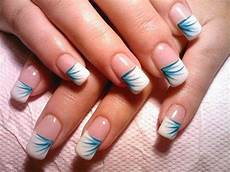 12 gel nails french tip designs ideas 2016 fabulous