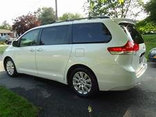 Purchase Used 2011 Toyota Sienna Limited AWD In San Diego