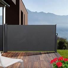 brise vent enrouleur pour terrasse pare vent retractable pour terrasse 3 x 1 4 m outils et