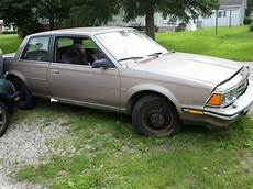 1983 Buick Century by Sell Used 1983 Buick Century Limited Coupe 2 Door 4 3l In