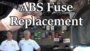 Fuel Pump Fuse Abs And Asd Relay Keeps Blowing As