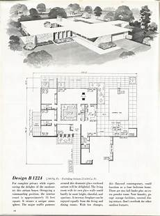 atriumhaus grundriss modern pin on floor plans