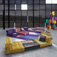 Mah Jong Composition Missoni Home Roche Bobois Mah
