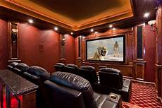 beautiful traditional home theater conversion by starlight home theater custom millwork