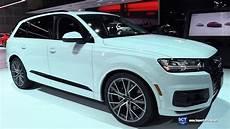 Audi Q7 Quattro - 2019 audi q7 quattro exterior and interior walkaround