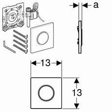 geberit drückerplatte montageanleitung geberit sigma 10 handausl 246 sung pneumatisch 116 015
