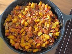 Kartoffel Hackfleisch Pfanne - kartoffel k 252 rbis pfanne rezept mit bild yzee