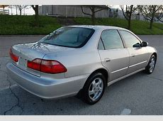 1998 Honda Accord EX, leather, Sunroof, 1 owner