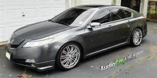 2009 acura tl 20 quot xix wheels x23 silver machine chrome