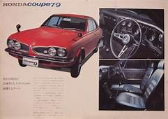 1000  Images About Cars Honda 1300 Coupe On Pinterest