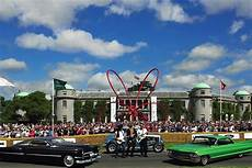 Goodwood Festival Of Speed 2018 Vip Hospitality Packages