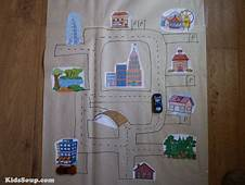 Preschool Transportation Crafts Activities Lessons