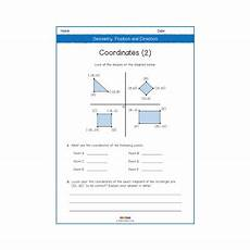 year 6 geometry worksheets uk 923 geometry position and direction year 6 worksheets maths ks2 melloo