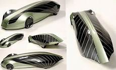 jaguar xxi the jaguar xxi a solar powered futuristic car