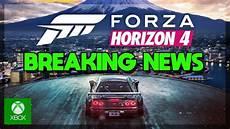 Breaking News About Forza Horizon 4