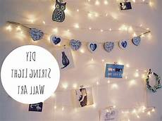 15 ideas of wall art with lights