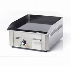 plancha electrique professionnelle roller grill r psr400eec plancha electrique