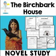 the birchbark house lesson plans the birchbark house lessons and comprehension printables