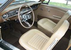Cascade Green 1964 Ford Mustang Hardtop  MustangAttitude