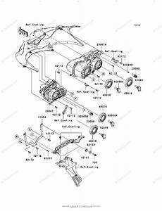 2006 zx 14 headlight wiring diagram kawasaki motorcycle 2009 oem parts diagram for headlight s partzilla