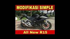 R Modif Simple by R15 V3 Modif Simple Tetap Cool