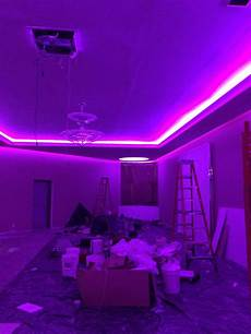 Led Beleuchtung Zimmer - led in soffet millions and millions of colors led
