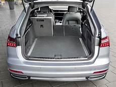 Audi A6 Avant Kofferraum Maße - audi a6 avant c8 test daten preis adac