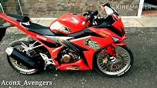 All New Cbr 150 Modif Jari Jari by Modifikasi All New Cbr150r Jari Jari