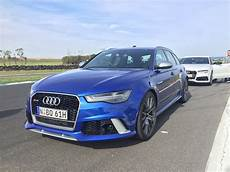 2016 Audi Rs6 And Rs7 Performance Track Review Photos