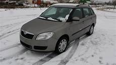 2008 skoda fabia combi start up engine and in depth