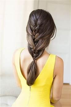 Simple Beautiful Hair Style