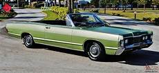 how to learn all about cars 1968 mercury cougar on board diagnostic system very rare 428 v 8 original 1968 mercury monterey convertible best buy on ebay