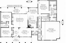 ranch house plans with split bedrooms ranch floor plans with split bedrooms ideas house plans