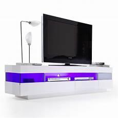 tv board liv lowboard tv unterschrank in wei 223 hochglanz