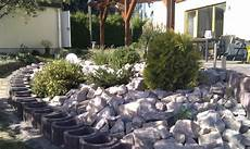 steingarten anlegen aufbau stephan s 187 steingarten