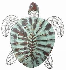 nautical coastal rustic sea turtle wall decor indoor outdoor regal art gift ebay