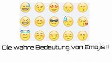 Die Wahre Bedeutung Emojis Neues Intro Lina 180 S
