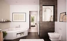 bilder badezimmern badezimmer bad mit wanne oder dusche