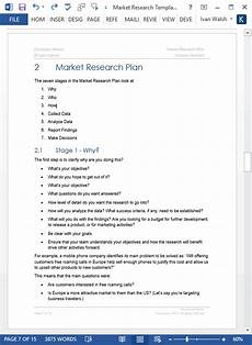 market research templates 5 ms word 14 excel templates forms checklists for ms