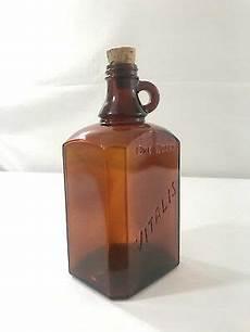 vitalis hair tonic vintage vintage advertising kreml hair tonic glass bottle 17 09 picclick ca