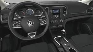 Renault Megane 2016 Dimensions Boot Space And Interior