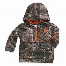 baby camo coats carhartt 174 realtree xtra 174 hooded fleece jacket in camo