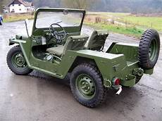 Echte Us Army Fahrzeuge Bei Morlock Motors