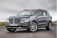 Bmw Suv X7 - 2018 bmw x7 suv rendering reviews specs interior