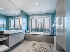 salle de bain bleu gris quelle couleur va avec le gris conseils pour ne pas