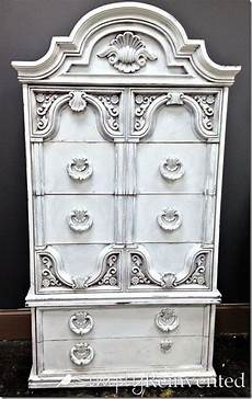 gray chest4 great tutorial this site using webster s chalk paint powder sherwin williams