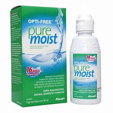 opti free moist 300ml lēcas lensor eu