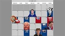 calendrier serie a 2016 calendrier 2015 2016 du canadien les dates 224 retenir