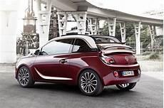 Oben Ohne Opel Bringt Den Adam Mit Faltdach Myauto24